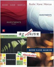 Investments 9th/10th/11th/global Edition Zvi Bodie/ название склад / ответ дело
