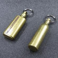 Подлинный сезон ветер JIFENG медь масленка зажигалка специальный портативный на открытом воздухе портативный уголь зажигалка lecythus общий