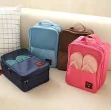 Лю волны в этом же моделье коробка для обуви путешествие чистый черный мешок разбираться ручная сумку упоминание спортивной обуви пакет путешествие багаж сетка водонепроницаемый обувной