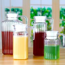 Акрил PC полоса горшок пластик напитки сопротивление горячей холодная вода горшок прозрачный большой мощность фруктовый сок горшок наконечник горшок прохладно чайник