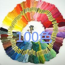 Новые товары бесплатная доставка 100 цвет 100 филиал хлопок стелька ручной работы заполнить линия электропроводка вышивка крестом вышитый линия вышивка таволга