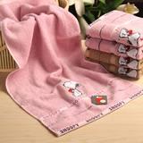 махровое полотенце  Полотенце для лица