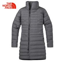 TheNorthFace северная поверхность случайный легкий уютный сопротивление кубо теплый длинная модель на открытом воздухе женщина вниз пальто |2UEZ