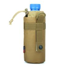 На открытом воздухе карман сохранение тепла чашки мешок движение чайник пакет стаканы набор тактический надеть ремень карман MOLLe аксессуар пакет
