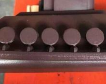 Пластик перерыв мост алюминий занавес стена ворота окно винт отверстие крышка декоративные покрытия установка отверстие крышка пластик отверстие крышка винт отверстие крышка