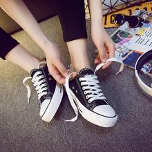 2017 новый зимний осенний холст обувь обувь женская сын дикий корейский ткань обувная chic порт малый вкус белые туфли студент обувь