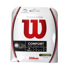 Wilson уилл победа высокоэластичный нейлон волокно уютный отдел теннис бить линия теннис линия мягкий линия SENSATION