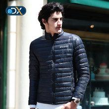 Discovery на открытом воздухе 2017 осень мужчина сверхлегкий куртка теплый может хранение анти рвать трещина DADF91114