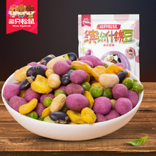 【 три белка _ буйное изобилие смешанный парча фасоль 300г】 случайный нулю еда крепки фрукты комплекс смешивать крепки фрукты благожелательность