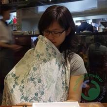Бесплатная доставка сделанный на заказ грудное вскармливание полотенце из грудное вскармливание одежда крышка полотенце для предотвращения задирается. крышка позор ткань подача молоко полотенце шаль