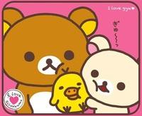 sweetmimi shop~轻松小熊部落~LOGO