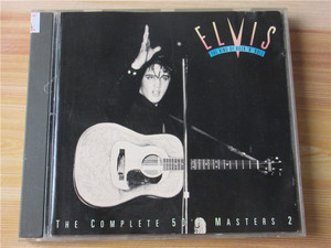 Elvis Presley The King Of Rock N Roll  R 拆封 X7105