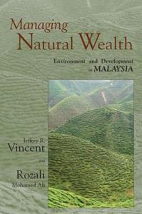 【预售】Managing Natural Wealth: Environment and Development