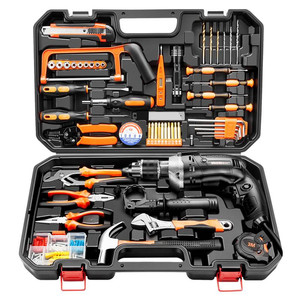 Adali Toolbox Home Tool Set Hardware Tools Carpenter
