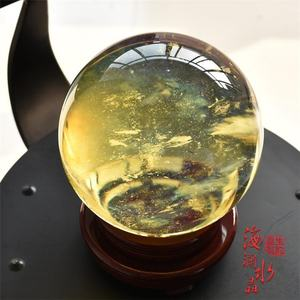 Natural Crystal Ball Recruiting Wealth Grade 6a Natural
