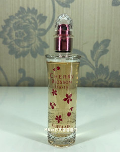 娇兰 Guerlain樱花星沙限量 星沙樱桃 Cherry Fruity 35ml 女香水