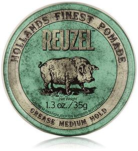 Reuzel Medium Shine Green Pomade, 1.3 ozReuzel中等光泽
