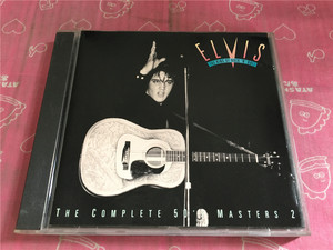 Elvis Presley The King Of Rock N Roll 已拆