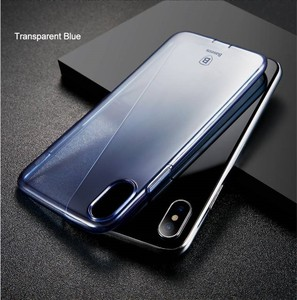 BASEUS Brand Air Series Soft Clear Case For iPhone X/7 Cover