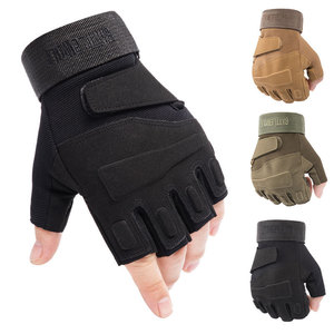 攀登手套防滑 men for gym gloves training wrist wrap workout