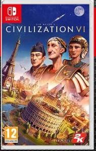 任天堂NS Switch 游戏二手  文明帝国6 文明6 civilizationVI