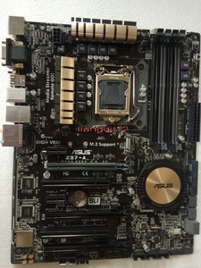 Asus/华硕 Z97-A主板 1150 高端主板