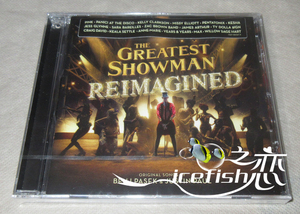 马戏之王 The Greatest Show man Reimagined 庆功版 [CD]