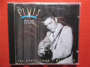 德版 猫王 ELVIS THE KING ROCK N ROLL 开封 C22