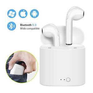 FO i7s TWS Mini Wireless Bluetooth Earphone Earbud H007 BT-1
