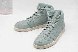 【嗜鞋如命】AIR JORDAN 1 HIGH PRM AJ1高帮 云母绿 AA3993-333