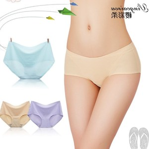 free size underwear women underpants briefs lady girl summer