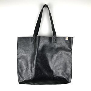 【AnyBuy】Bape A Bathing Ape 猿人压纹皮革Tote Bag 托特包 潮