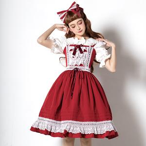 洛丽塔价格_【洛丽塔洋装魔法茶会】洛丽塔洋装魔法茶会品牌、价格 - 阿里巴巴