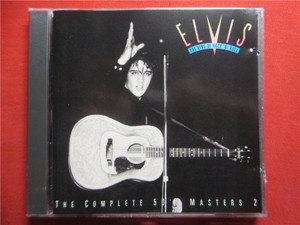 德版 猫王 ELVIS THE KING ROCK N ROLL THE COMPLETE 开封 C2303