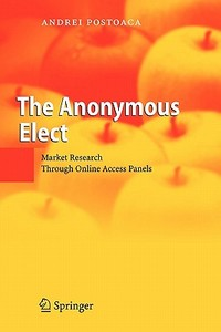 【预售】The Anonymous Elect: Market Research Through Online