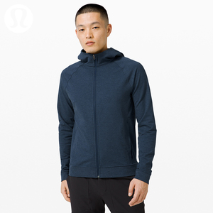 lululemon丨City Sweat 男士拉链连帽衫 LM3CE6S