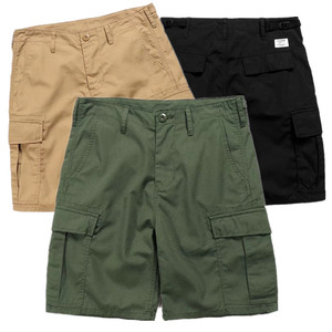 西山彻WTAPS CARGO SHORTS COTTON 夏季五分裤多口袋工装短裤男潮