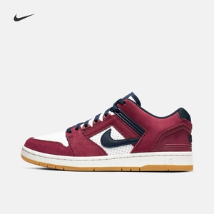 Nike 耐克官方NIKE SB AIR FORCE II LOW男/女滑板鞋AO0300