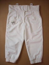 Fencing Equipment - 350 Newton Fencing Pants - French IFTH Agency Certified CE350N.