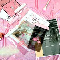 ins de bande dessinée fille Mobile Téléphone Sac Étanche Japonais frais Dété Flamingo corde de natation chaude printemps Mobile Téléphone Sac