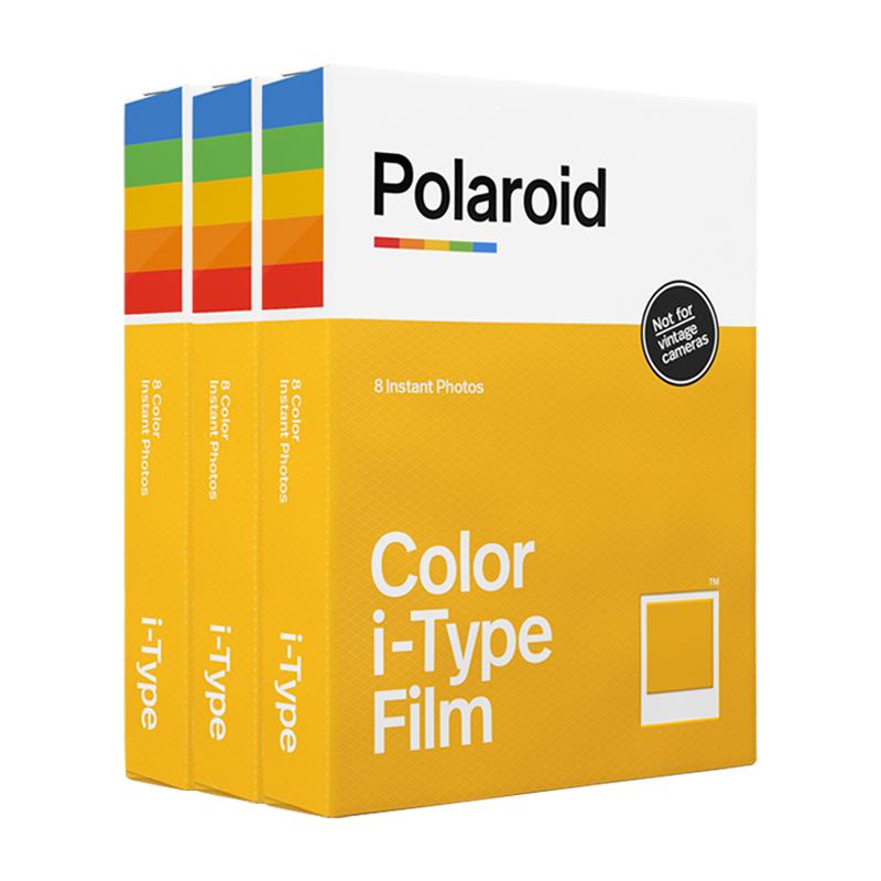Polaroid Citype tire un papier photo couleur noir et blanc spécial 24 ensembles en Janvier 21