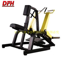 Bumblebee sitting boating back muscle rear display strength training practice device maintenance-free merchant Gym professional use