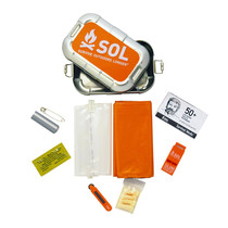US Sol TRAVERSE Survival box PSK personal disaster Emergency import outdoor portable for help