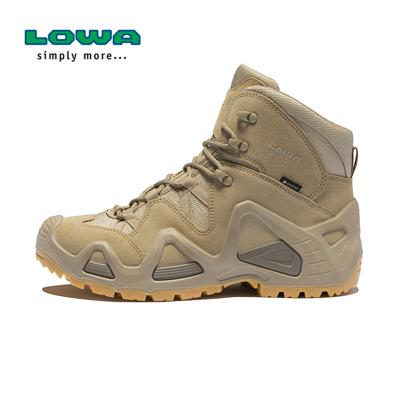 LOWA outdoor ZEPHYR GTX TF mens and womens waterproof tactical boots L310537 L320537
