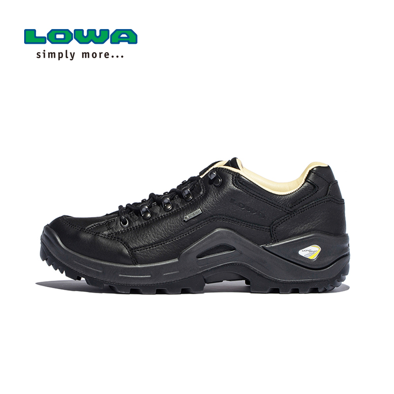 LOWA Outdoor REEGADE DLX GTX Retro Mens Low Help Waterproof V-Sole Climbing Shoes L510951