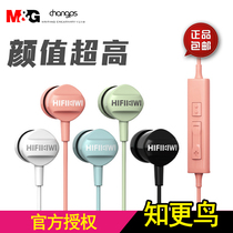 () Morning light hifikiwi Robin K1 Ear Line control headset Android General ADG98802