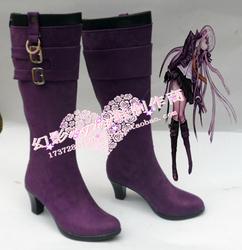 Dangan Ronpa Kirigiri Kyouko Cosplay shoes