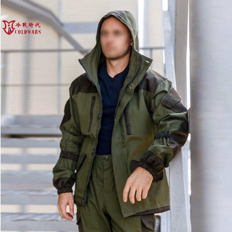 Россия фанаты российской армии спецназ новый боевой костюм ГОРКА-5 комплект Guo card 3 пальто улучшенная версия