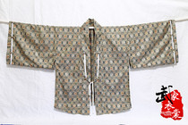 Under the armor - straight-down-Japanese armor-clothing-ancient Japanese samurai clothing cos clothing - Japanese mens wear