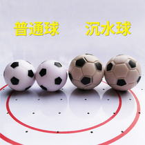 Table Soccer Plastic small Soccer ball special ball accessories soccer Black and white soccer toy soccer Table